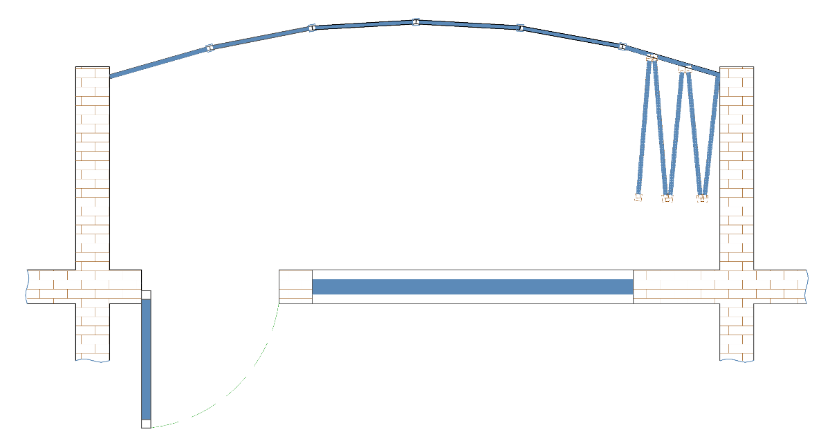 Форма №2 установки панорамного остекления