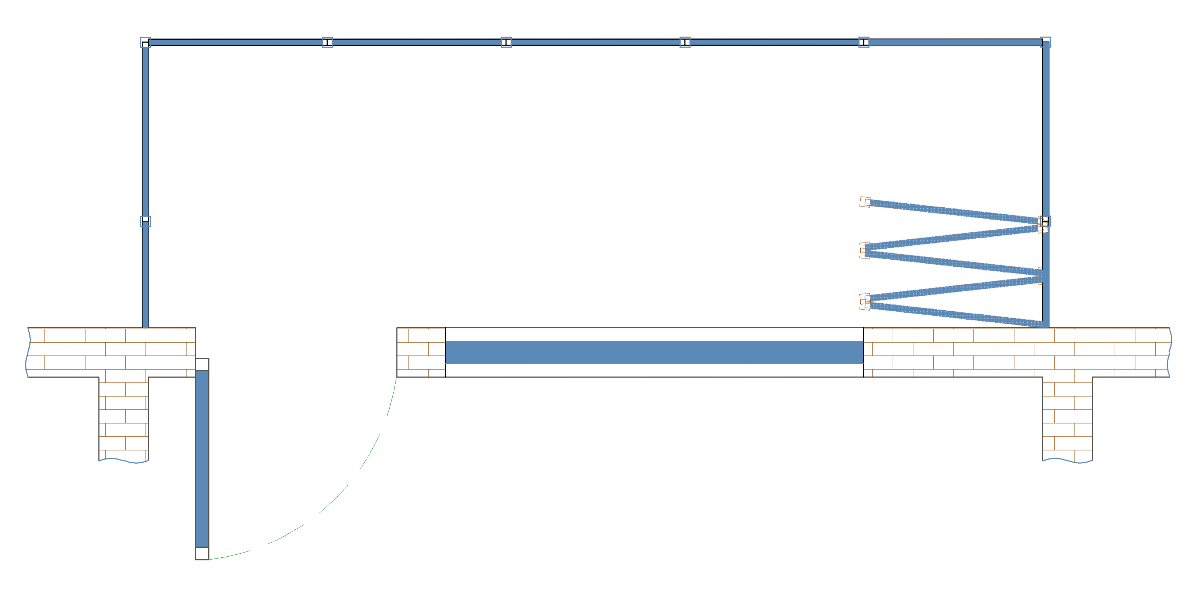 Форма №3 установки панорамного остекления