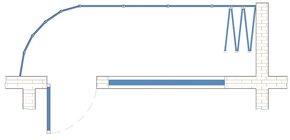 Форма №4 установки панорамного остекления