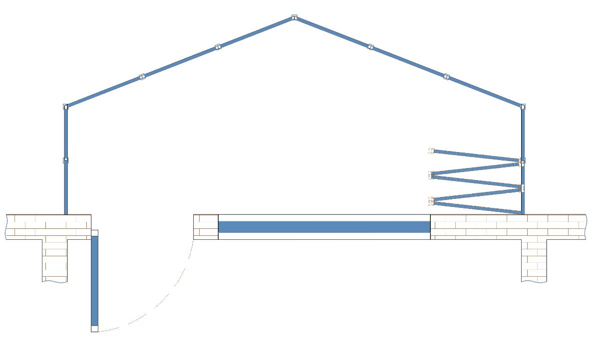 Форма №5 установки панорамного остекления
