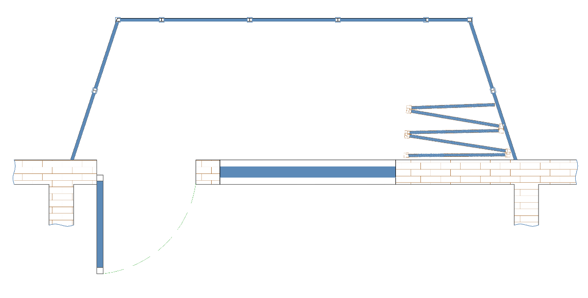 Форма №6 установки панорамного остекления
