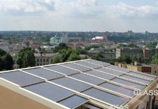 Изготовление и монтаж стеклянной крыши в Москве и Московской области