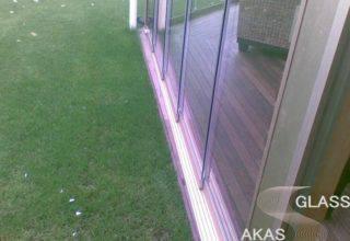 Система «Слайд» для остекления лоджий и балконов