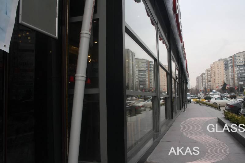 Панорамное остекление от пола до потолка, Москва