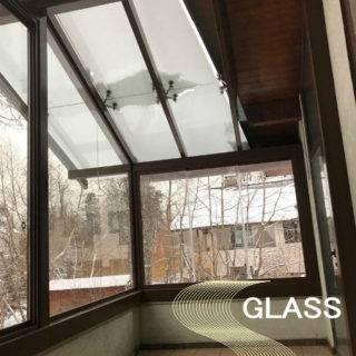 Изготовление и установка стеклянной крыши на спайдерах в частном доме
