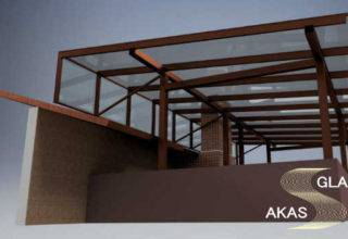 дизайн-проект крыши
