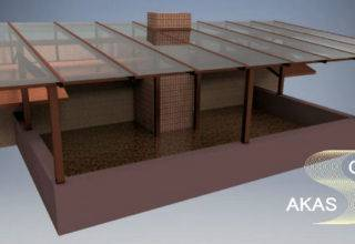 дизайн проект крыши
